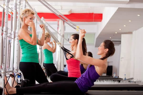 Pilates Equipment Studio in Adelaide