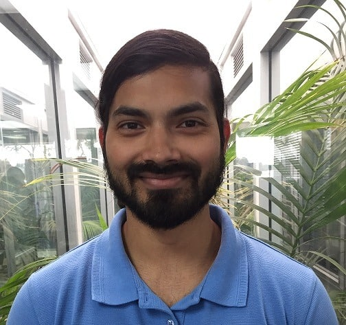 Madhav Parab Christies Beach Physio