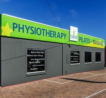 Holden Hill - Physio