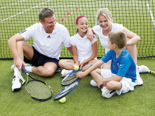 severe tennis elbow